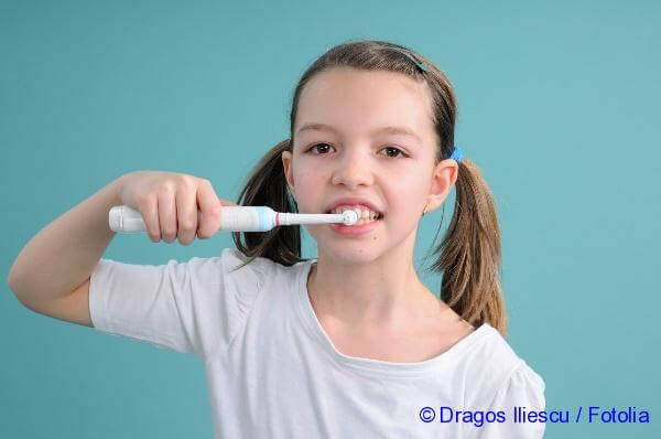 Oral-B electric toothbrush childrens