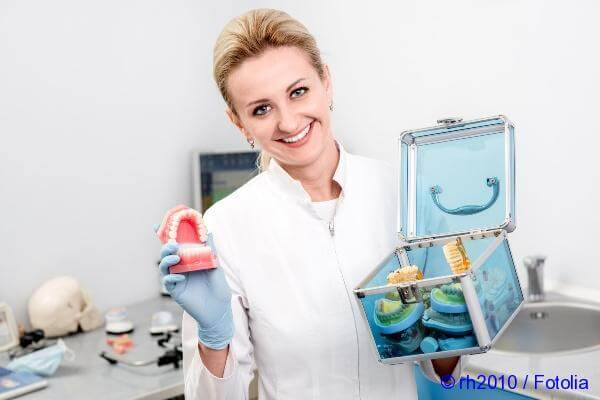 What to buy dentures