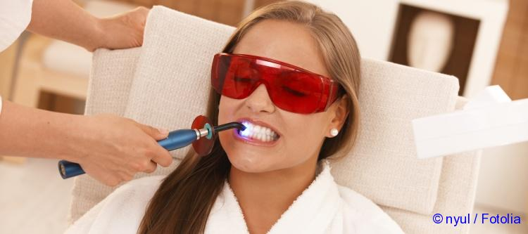 reviews about laser teeth whitening