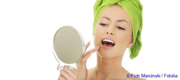 gums treatment at your home